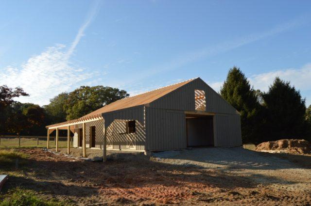 Cochranville, PA Modular Amish Barn Builder