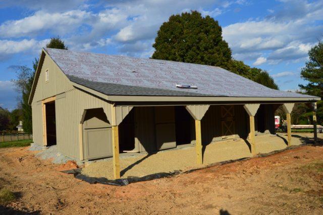 Cochranville, PA Modular Barn