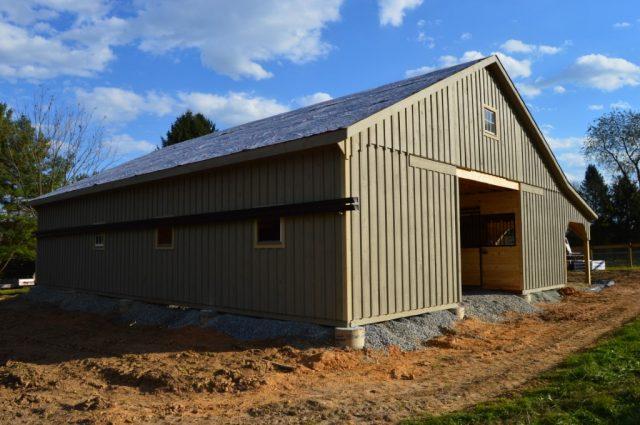 Cochranville, PA Modular Barn Builder