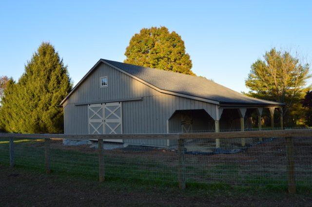 Custom Modular Barn Builder Cochranville, PA