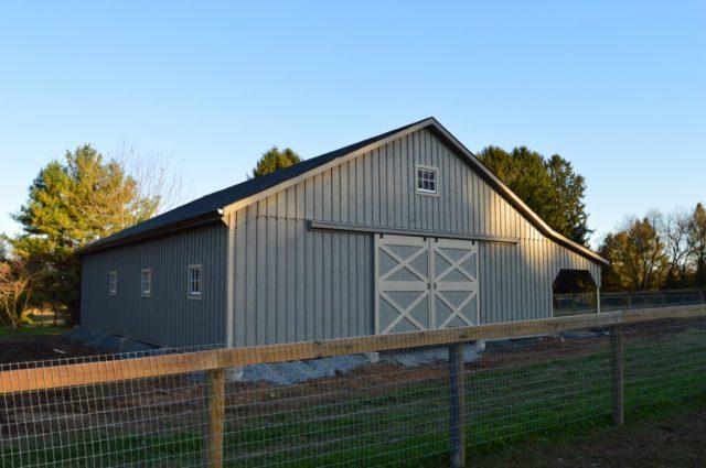 Custom Modular Barn Cochranville, PA