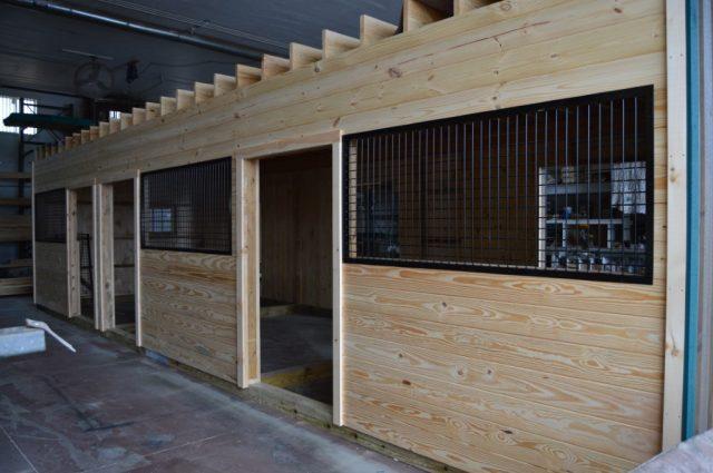 Modular Barn in Hartland, VT