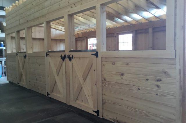 Modular Barns in New Hampshire