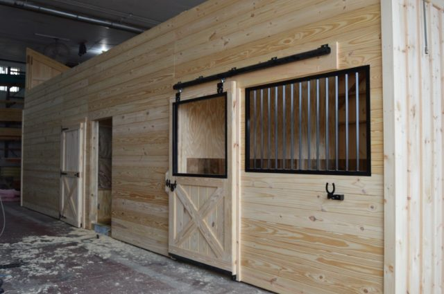 modular horse barn builder in Stowe, VT