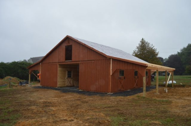Red Bank, NJ modular horse barn builder