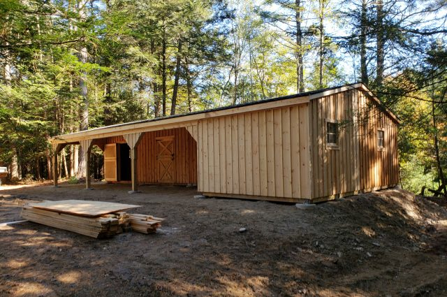Shed Row Barn – Southbridge, MA