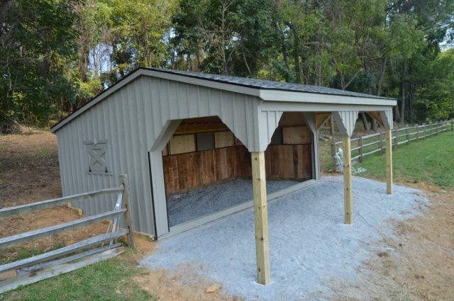 Small Horse Barns Great Designs Pictures J N Structures
