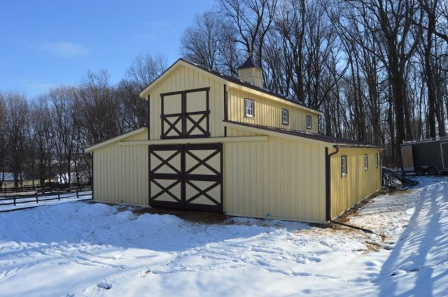 Modular Barn – New Freedom, PA