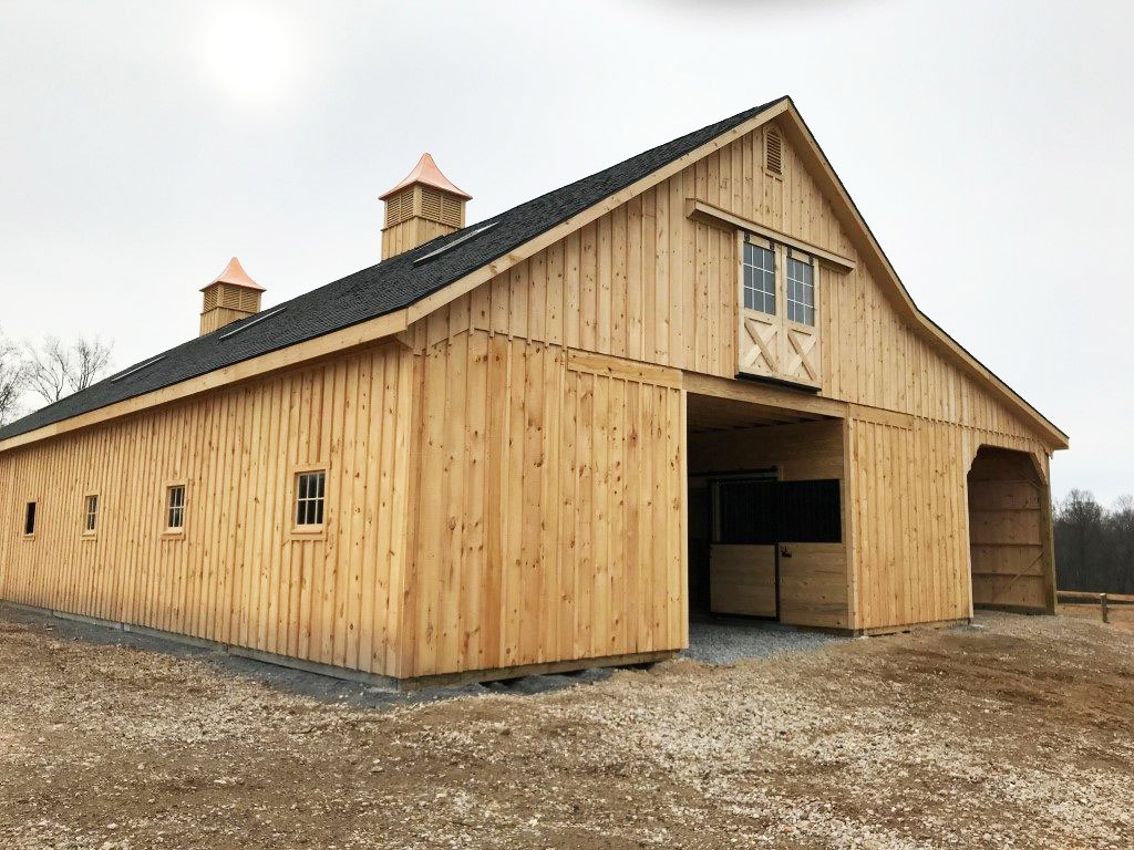 Astounding Large Horse Barns Designs Benefits Jn Structures Blog Download Free Architecture Designs Scobabritishbridgeorg