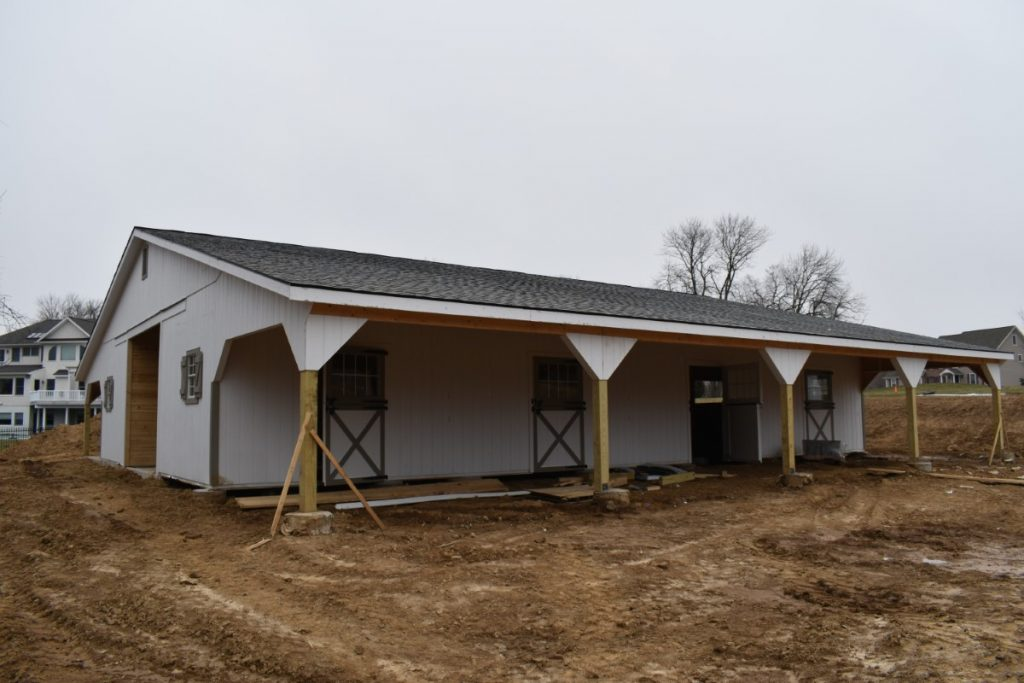 Modular Barn Doylestown Pa J Amp N Structures