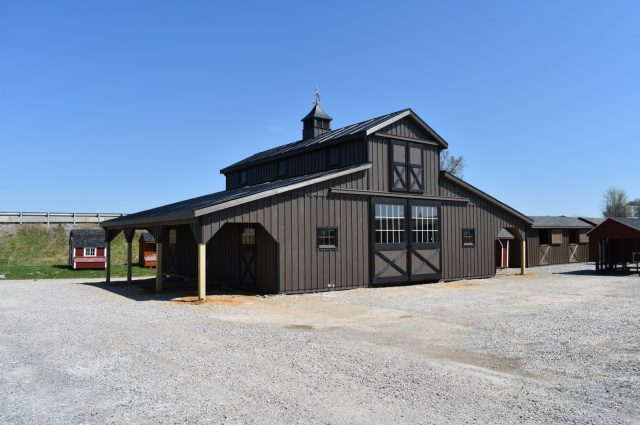 Modular Barn – Glen Rock, PA