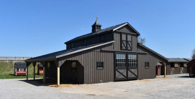 5 Unique Horse Barn Designs You Haven't Seen