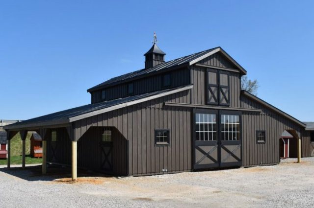 5 Unique Horse Barn Designs You Haven't Seen