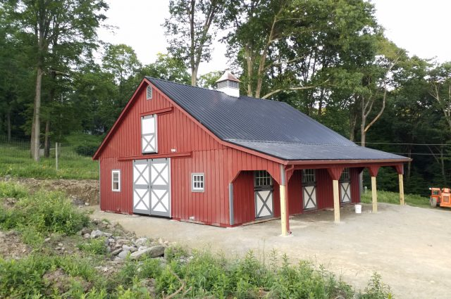 High Country Barn – Wassaic, NY