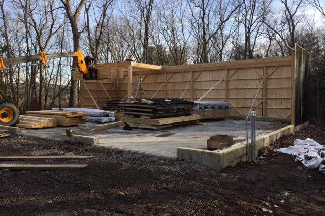 custom garage builders in Woodbury, CT