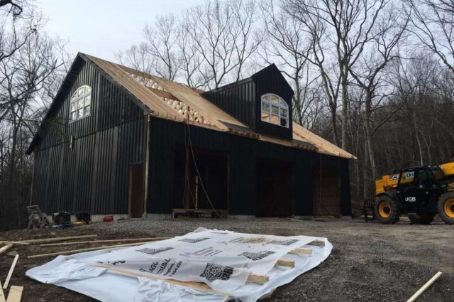 custom prefab garage builders in Woodbury, CT