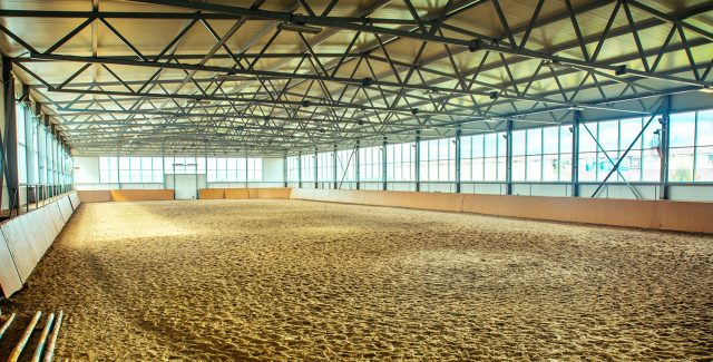 Horse Arena Designs that Maximize Space