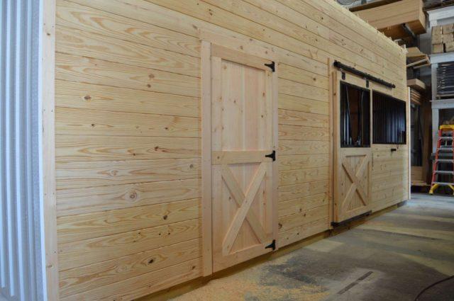 modular barn builder Cochranville pa