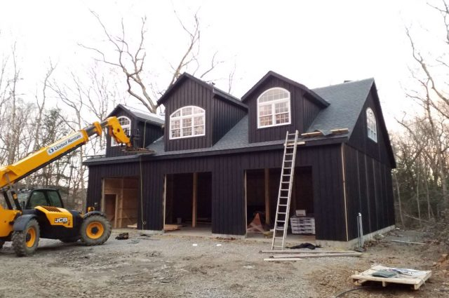 Woodbury, Connecticut custom garage builders