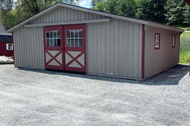 Modular Barn – White River Junction, VT