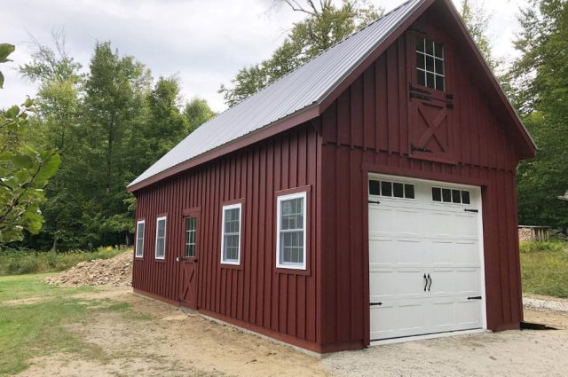 White River Series Garage – Chester, VT