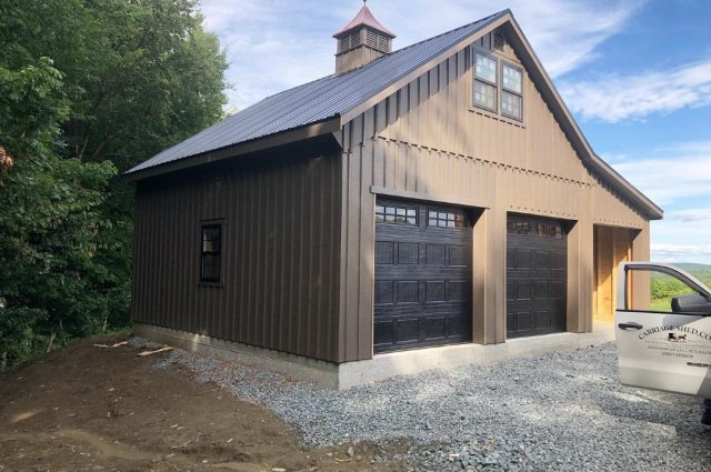 Amish Horse Barns & Modular Garages | PA, NJ, MD, NY | J&N