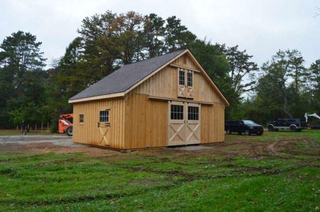 Modular Barn – Yaphank, NY