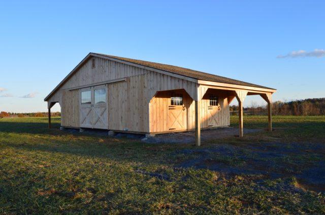 Modular Barn – Harrisburg, PA
