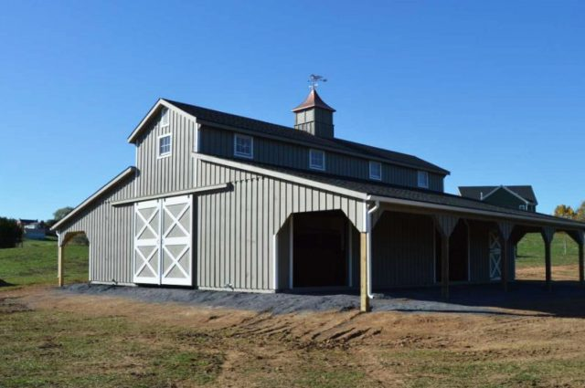 Ideas to Inspire Your Luxury Horse Barn