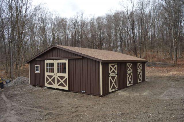 Modular Barn – Branchville, NJ