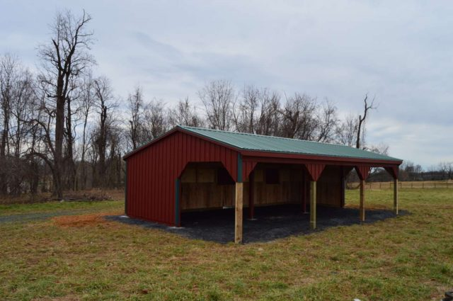 Run-In Shed – Shenandoah Junction, WV