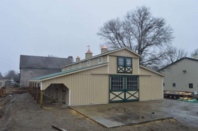 Modular Barn – Canton, MA