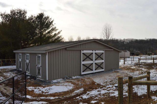 Modular Barn – Kempton, PA