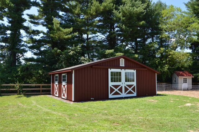 Building a Horse Stable: Learn from the Experts