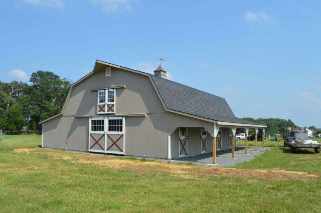 Gambrel Barn – Purcellville, VA