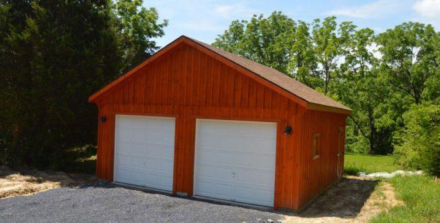 Garage Exterior Color Ideas