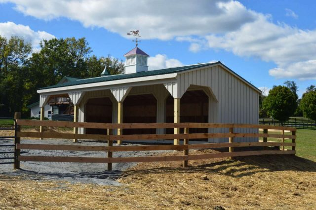 Run In Shed – Middleburg, VA