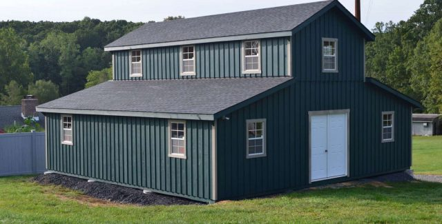 The Most Popular Barn Types