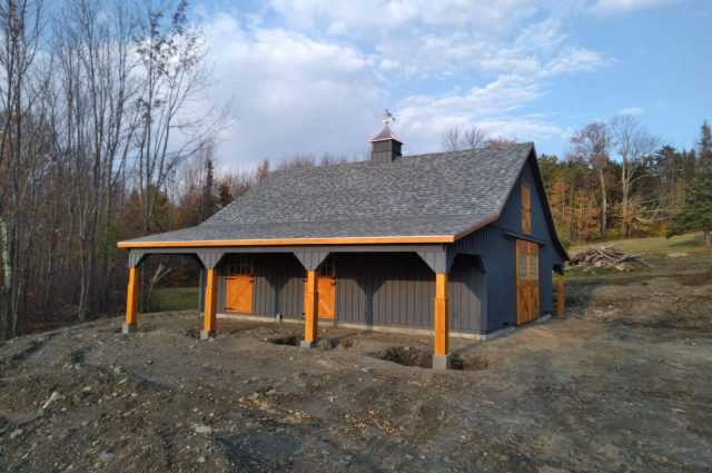 High Country w/ Lean-to – Warren, VT