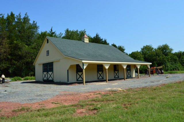 New England Style Barns: Classic Looks Meet Practical Designs