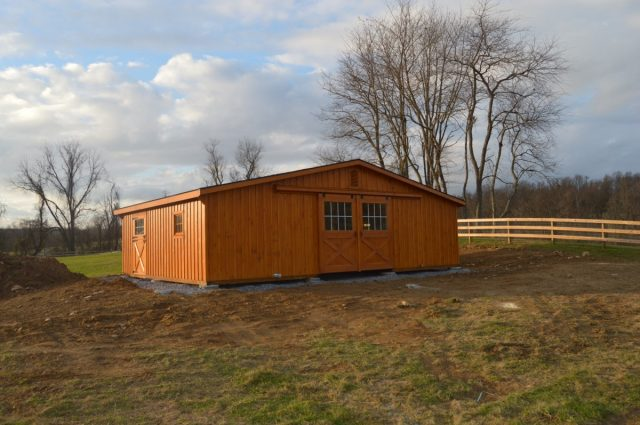 Modular Barn – Darlington, MD
