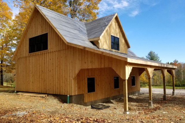 Two-Story Garages: Benefits, Pictures, & More