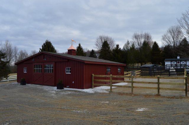 Modular Barn – Sparta, NJ