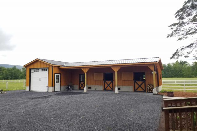 Shed Row Barn – Mackeyville, PA