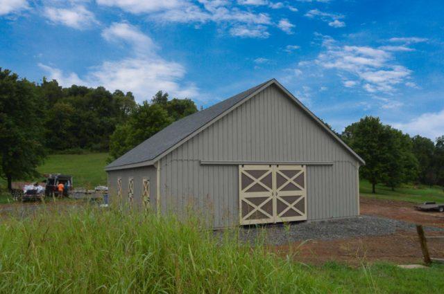 Wooden Barns: Styles & Advantages