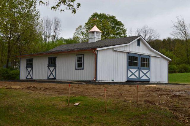 Modular Barn – Milford, CT