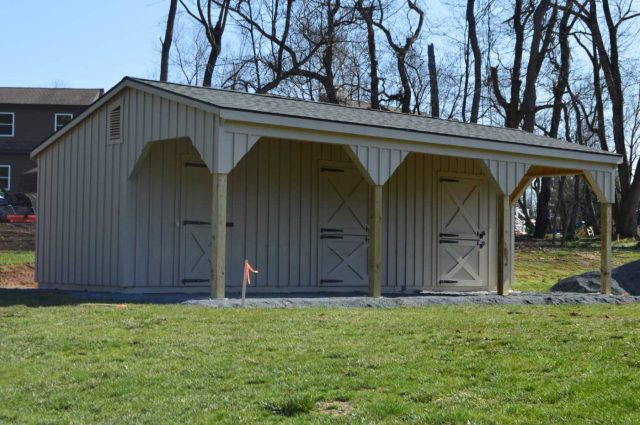 Shed Row Barn – Chester Springs, PA