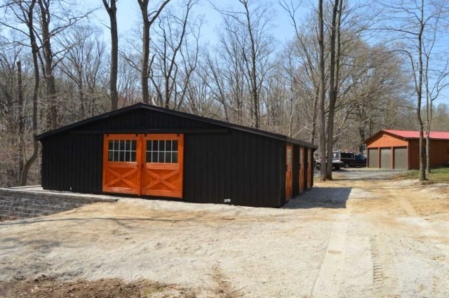 Modular Barn – Mount Airy, MD