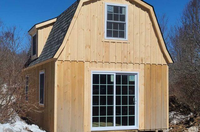 Modular Barn – Livingston Manor, NY