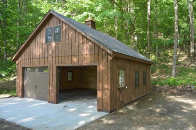 Barns for Storage: Offering Space, Style, & More
